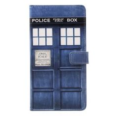 Housse OnePlus 5 - Police Box Doctor Who