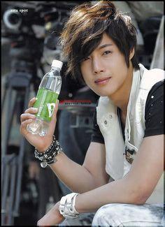 Kim Hyun Joong for Dynamic Kin