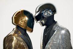 Daft Punk en el mundo de las supermodelos