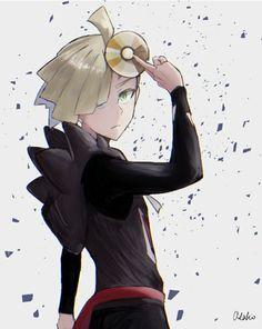 Gladio Pokemon, Pokemon Ships, Pokemon Fan Art, Goth Boy, Catch Em All, Fnaf, Anime, Moon, Characters
