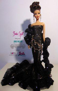 Elblogdeken: Al fin se han desvelado los trece centros de mesa creados por Juanjo Mellado para la Convención Nacional de Coleccionistas de Barbie en España 2014