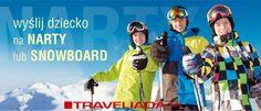 Zimowiska snowbordowe i narty z biurem Traveliada.pl http://www.traveliada.pl/obozy-kolonie/