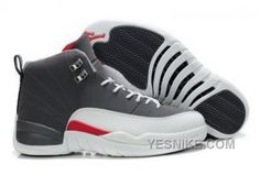 ae11c3ab6ee69e Discover the Air Jordan 12 Retro Nubuck Cool Grey Red Cheap To Buy  collection at Pumarihanna. Shop Air Jordan 12 Retro Nubuck Cool Grey Red  Cheap To Buy ...
