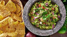 Une recette de guacamole de Janella, présentée sur Zeste et Zeste.tv.