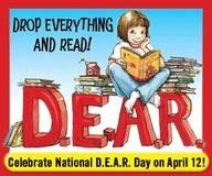 DEAR (Drop Everything and Read) Day Seattle, WA #Kids #Events