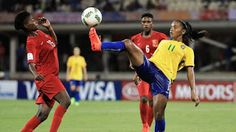 Blog Esportivo do Suíço:  Seleção feminina atropela Papua e aplica 9 a 0 na estreia no Mundial Sub-20