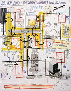 keith tyson drawings - Google Search Context Map, Spider Diagram, Systems Art, Form Drawing, Space Invaders, Drawing Projects, Elements Of Art, Outsider Art, Design Thinking