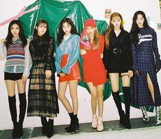 """Новая девичья группа Cube, (G)I-DLE, выпустила тизеры для дебюта с """"Latata""""! #KPOP #Концептфото #GIDLE"""
