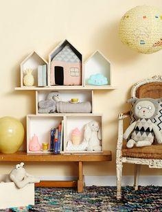 Ideas para ordenar la habitación infantil en el País Semanal - Mamidecora