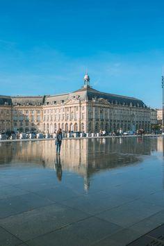 The Beautiful City of Bordeaux, France Bordeux France, Ancient Greek Architecture, Biarritz, Dordogne, Dream City, City Break, South Of France, France Travel, Wonders Of The World