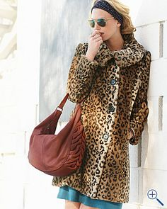 $180  I wanted this coat last year but it was not in the budget. This year, I budgeted for it and I finally, I ordered it.  I hope it's as fab in person as it seems to be.  Dreamy, retro yumminess!