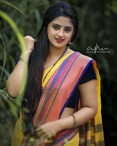 Malayalam actress and model Shehna Noushad latest photos - South Indian Actress Beautiful Girl In India, Beautiful Blonde Girl, Beautiful Girl Photo, Beautiful Saree, Beautiful Women, Simply Beautiful, Beautiful People, Beautiful Places, Cute Beauty
