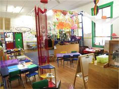 Preschool Classroom decor ideas