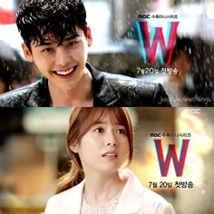 [ENG SUB] Lee Jong-suk and Han Hyo-joo cross over into each other's worlds in 'W-Two Worlds' first teaser! - TAG YOUR FRIENDS‼️