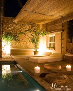 S'Hotelet de Santanyi - Spain, Mallorca, south east, Santanyi