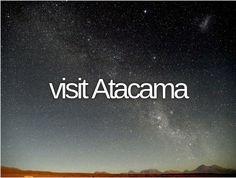 visit Atacama