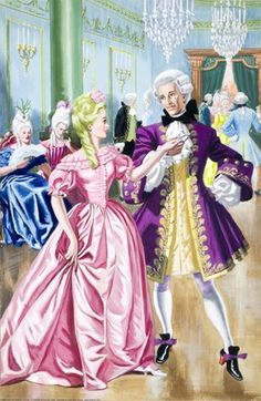 Cinderella -- Cinderella and the Prince -- High quality art prints, framed prints, canvases -- Ladybird Prints