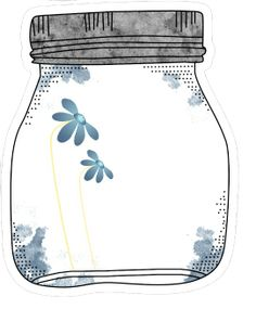 These mason jars will look gorgeous in your planners, Smash books, Scrap layouts etc. Print on Sticker paper for your planners or just card. Mason Jar Clip Art, Mason Jar Cards, Mason Jar Gifts, Mason Jars, Firefly Art, Skin Logo, Washi Tape Planner, Overlays Picsart, Pocket Scrapbooking