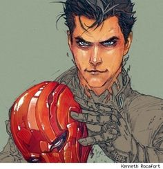 ComicsAlliance Presents The 50 Sexiest Male Characters in Comics