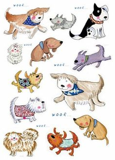 dogs, dogs, dogs Allie Busby
