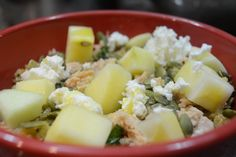 This is a mixed salad that is power packed with nutrients. Kale is a great source of calcium and has a number of other vitamins and minerals. Vitamins And Minerals, Superfood, Kale, Cobb Salad, Potato Salad, Foods, Healthy, Ethnic Recipes, Food Food