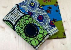 3 Pieces Bundled Fat Quarters Wax Prints Craft by SuomiiFabrics