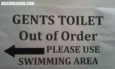 """But there's no """"P"""" in our """"ool!"""""""