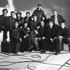 Compañeros de viaje 1997 (Manel Esclusa)