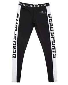 DEAD Studios Sports Training Tights - SWIM & ACTIVE.    These tights don't just look good - they are technically functional too...