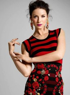 """As the headstrong Claire Randall on """"Outlander"""" — the time-traveling romance now in its second season on Starz — Caitriona Balfe headlines as a Caitriona Balfe Outlander, Sam Heughan Outlander, Outlander Series, Claire Fraser, Jamie Fraser, She Is Gorgeous, Diana Gabaldon, Portraits, Mannequins"""