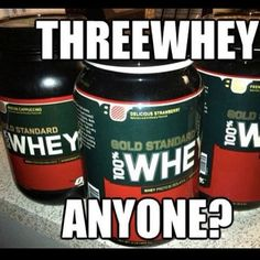 Threeway - Gym Memes, a massive collection of gym memes and more funny work out videos Crossfit Humor, Gym Humor, Workout Humor, Funny Fitness Motivation, Fitness Humor, Fitness Fun, Fitness Quotes, Daily Motivation, French Vanilla Cappuccino