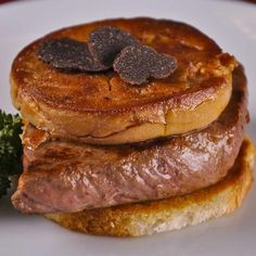Foie Gras, Beer Recipes, French Food, Steak, French Toast, Sandwiches, Food And Drink, Beef, Dishes
