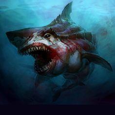 12 Ideas De Tiburon Dibujo De Tiburón Imágenes De Tiburones Arte De Tiburón