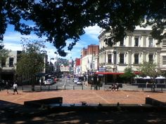 The Octagon in Dunedin Central, Dunedin