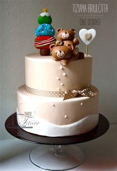Christmas cake - Torta natalizia