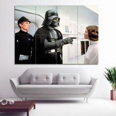 Darth Vader Guinness Block Giant Wall Art Poster (P-0366)