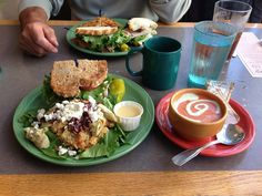 "Snow City Cafe, Anchorage  ""Well known for their fabulous breakfasts! Food is freshly prepared. Carnivores and vegans alike can find something scrumptious on the menu. Local produce and meats are used, and the coffee is great!"" - Foursquare user Leslie Stewart"
