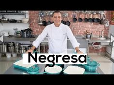 No Cook Desserts, Chef Jackets, Cooking, Coat, Youtube, Brownies, Healthy Food, Cheesecake, Archive