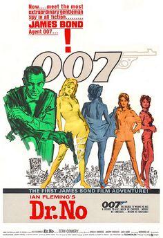 1962 Agente 007 contra el Dr. No (Dr. No, Terence Young)