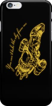 You can't take the sky from me by Nana Leonti Firefly iphone case