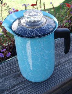 1950's Mid-Century Modern Coffee Pot