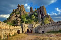 Aptly described by a TripAdvisor user as akin to Mordor from Lord of the Rings, Belogradchik Fortress will blow you away with its otherworldly beauty.