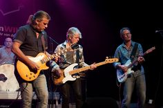 5 jaar BluesinWijk the Peter Green Tribute band