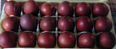 Eggs that I will be getting from my Black Copper Marans!