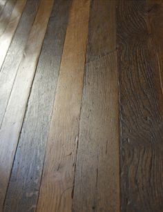 Could be a little dark..Antique French oak, pulled from actual wood flooring installed in French homes and farmhouses. From large country house boards to refined Parisian small planks, each piece is carefully selected to be stunning in your home.