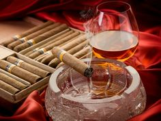 cigars in cuba - Saferbrowser Yahoo Image Search Results Cigars And Whiskey, Cuban Cigars, Cocktail Drinks, Alcoholic Drinks, Beverages, Famous Cubans, Cigar Lighters, Cigar Bar, Its A Mans World
