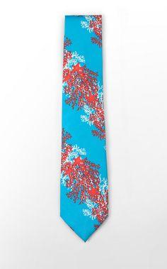 groomsmen ties - color help. :  wedding attire groomsmen ties 22322 TURQUOISECORALCASCADETIE