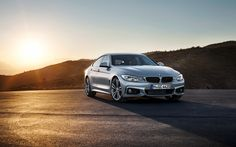 Download Wallpaper 3840x2400 Bmw, 4-series, Gran coupe Ultra HD 4K HD Background