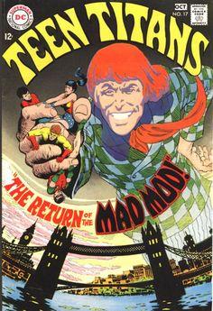Teen Titans 17 (Mad Mod)