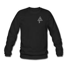 Sweat-shirt Triangle Cute Fashion #cloth #cute #kids# #funny #hipster #nerd #geek #awesome #gift #shop Thanks.